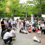 Die Keimzelle in Takano / Kyoto