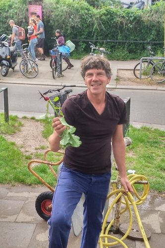 Urban Gardening Keimzelle St. Pauli Hamburg 2019