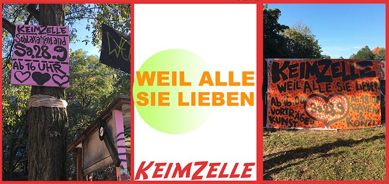Die Keimzelle St. Pauli 2019 Weil alle sie lieben